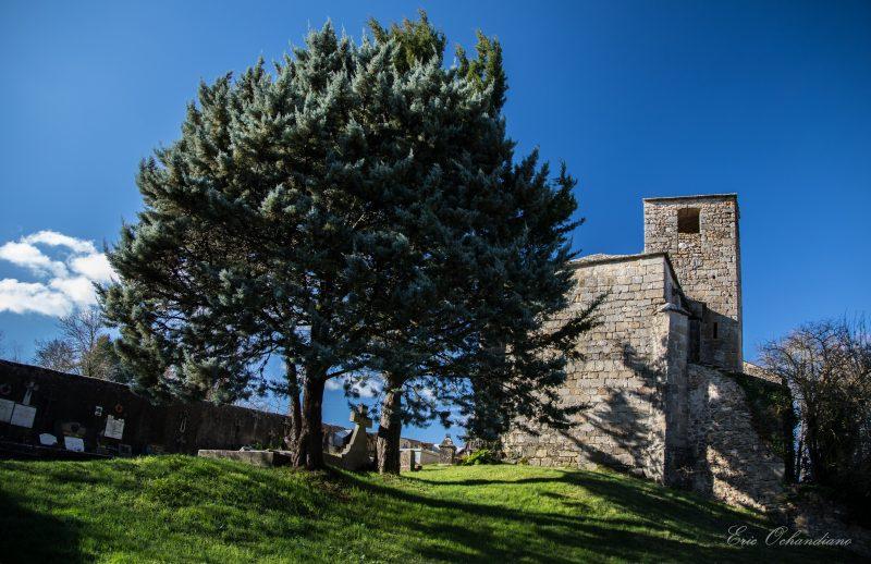 Chapelle Saint-Michel-de-Rouviac
